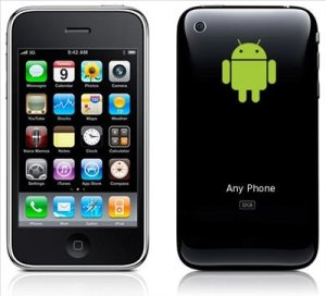 Si Android plagiara el iPhone OS
